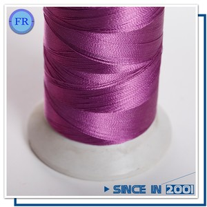 wholesale chlorine-resistant royal viscose rayon embroidery thread