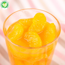 FDA/ HACCP certification sweet syrup canned mandarin orange