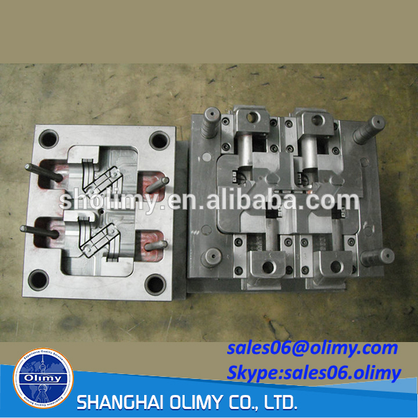 2015 top mould Engineering machinery accessories injection plastic mould