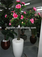 artificial flower trees,peony tree