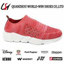 Hot selling Flyknits Light Weight Men Shoes Running Sports Shoe Sneaker Wholesale