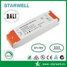30w dimmable led driver 24v 1.25a DALI dimming led driver for led light