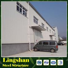 Construction Steel Structure Industrial Big Cold Storage Warehouse