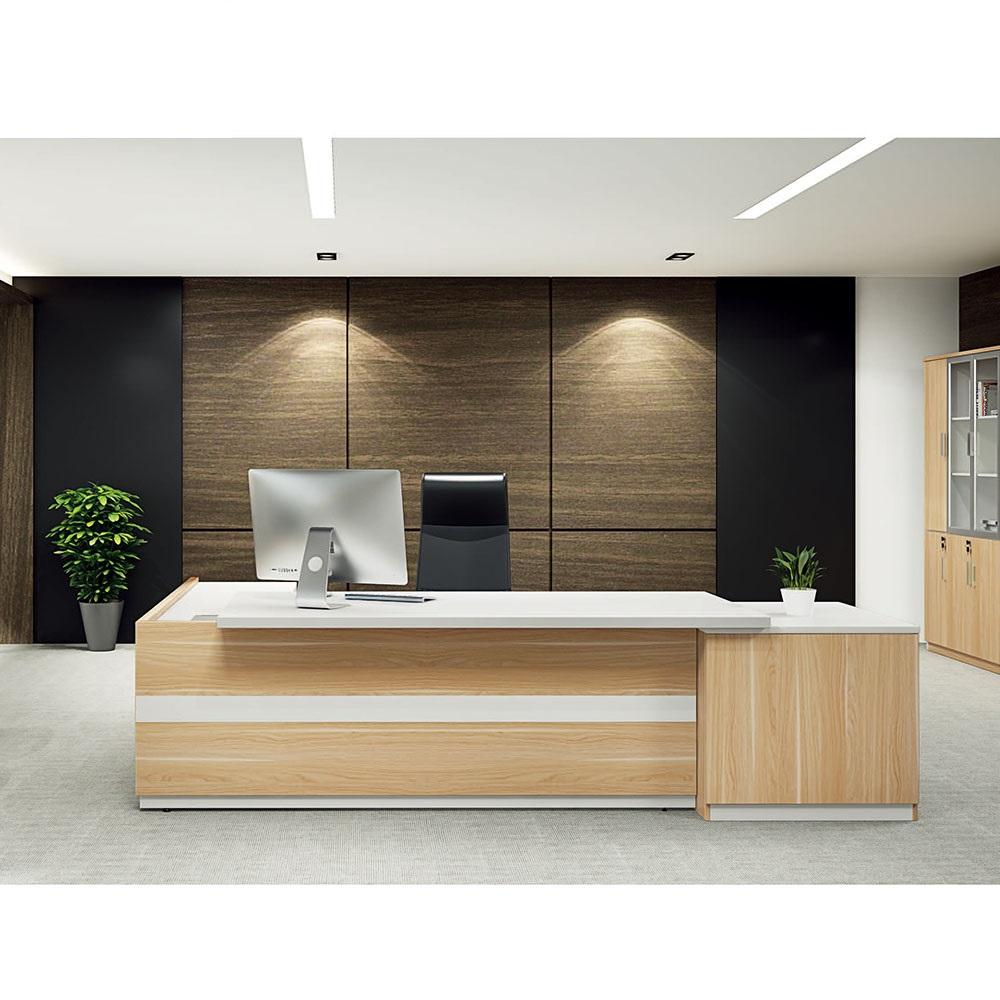 Modern Design Managing Director Executive Desk CEO Office