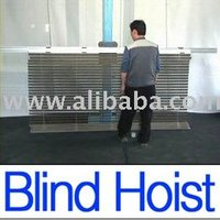 Blind Hoist hanger for inspection [for testing Wood or Aluminum blind] Blind inspection hanger