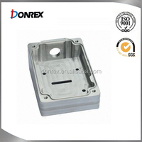 Hot-sell cnc machining electrical aluminum enclosure