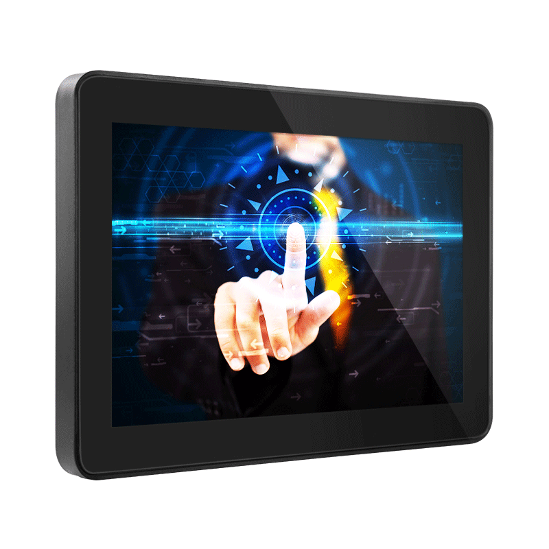 HM104 10 inch industrial capacitive touch monitor with high brightness <strong>1000</strong> nits