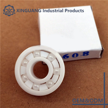 8x22x7 mm 608 ceramic ball bearing