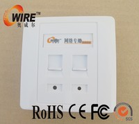 Networking Cable Keystone Jack Face Plate