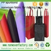 Made of non-woven shopping bags simple and convenient and durable non-woven fabric used make bags