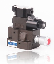 SF-06 China manufacture hydraulic yuken Vickers solenoid coil flow control valve