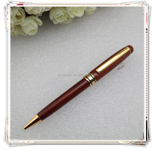 TW-0102 Promotional twist wood ball pen , Popular Smooth writting wood ballpoint pen