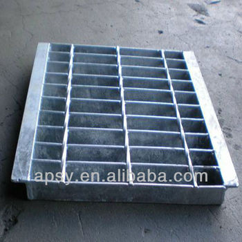 trench drain grating cover | metal trench cover(manufacturer)