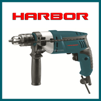 HB-ID021 HARBOR 2016 hot selling 13mm construction machinery and equipment electric rotary hammer drill hand hammer rock drill