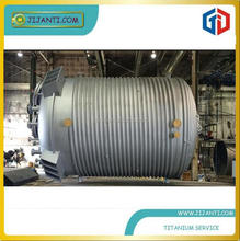 Industrial High pressure vessel JIJANTI made tanium jacket reactor tank