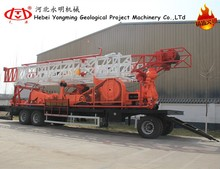 Trailer Mounted Water Well Drilling Rig Machine Price in Pakistan