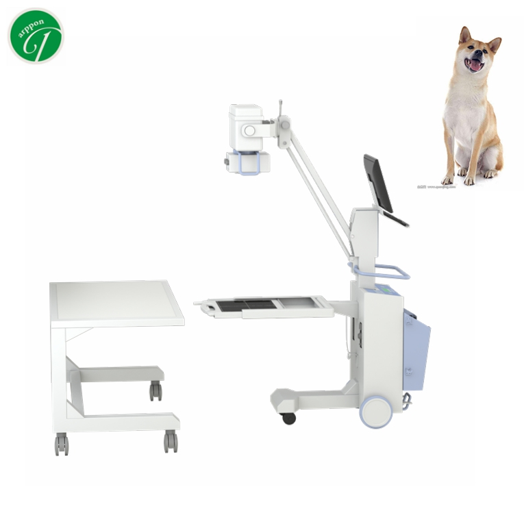 2017 Newest tech mobile digital animal x ray machine price veterinary x-ray equipment
