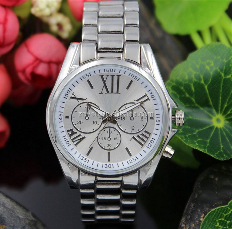 R0791 2016 hot sale luxury alloy case watch, oem watch china manufacturer wholesale low cost