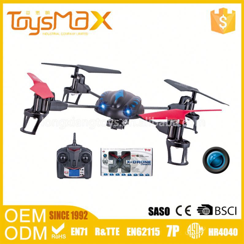 Top Selling Products 2.4 Ghz 4 Ch Plastic Four Axis Aircraft Drone Uav Unmanned Aerial Vehicles