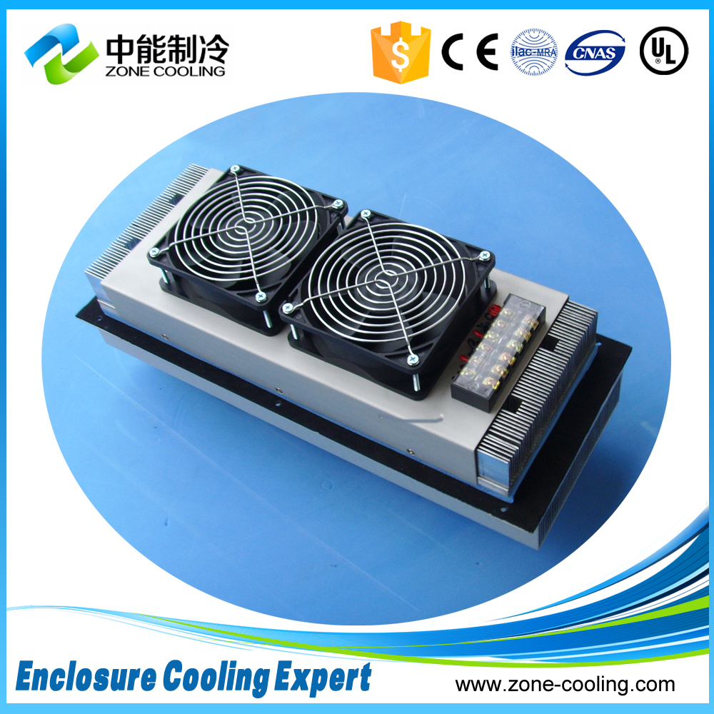 300W peltier cooler for electric cabinet