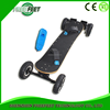 Off road 4 wheel skateboard electric scooter terrain