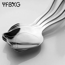New design stainless steel silverware holder with high quality