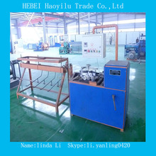 Semi-Automatic Chain Fence Link Making Machine Manufacturers