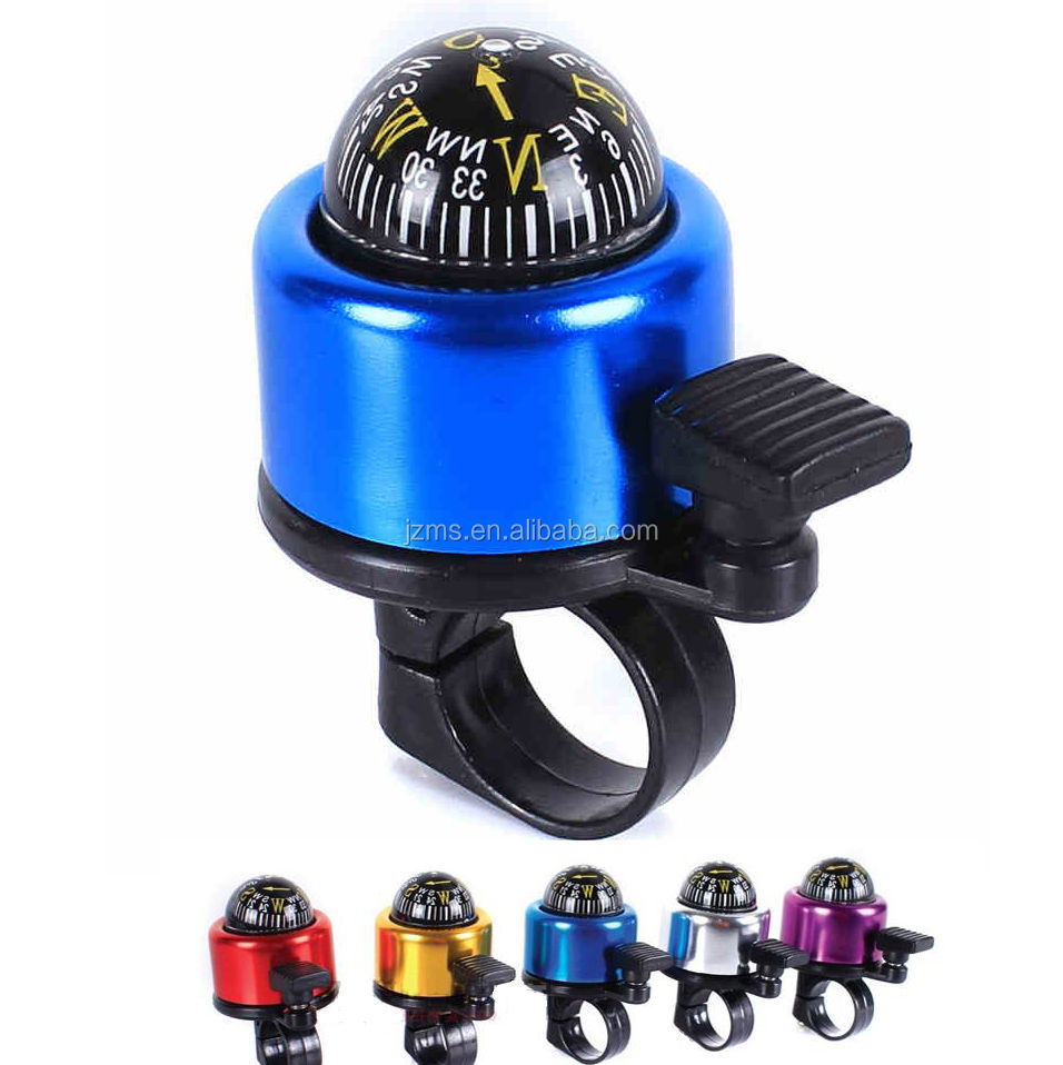 Custom Bike Compass Bell/Bicycle Bell Compass Horn/Unique CompassBike Horn