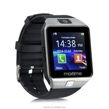 Bluetooth Smart Watch DZ09 compatible with Android and iOS Smartphone