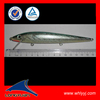 14.5cm Unpainted Fishing Minnow Plastic Lures body lure diy LY178-145