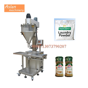 commercial pepper powder filling machine/milk flour filling machine/washing powder filling machine for sale