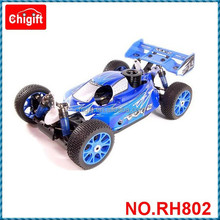 RC Nitro Hobby Buggy 1/8th 4WD nitro off-road buggy with GO 21cxp engine