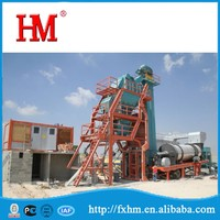 Mobile Asphalt Mixing Equipment/HMAP-MB800 Batching Mixing Plant