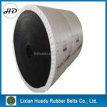 ep1250/4 6+2 thickness rubber conveyor belt for drilling company