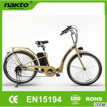 Singpore electric bicycle 26'' brushless moter bicycle