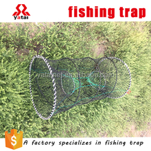 Supply New fishing trap shrimp cage folding crab trap