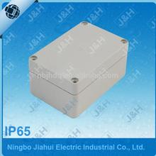 JHPC136 IP65 100*68*50mm Plastic Waterproof Hinged Plastic Battery Distribution Box Junction Box For Solar Panel