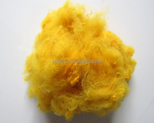 hc hollow conjugated non siliconized polyester staple fiber filling for quilt