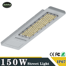 led street lights 150w IP67 waterproof shenzhen LED street light 150watt with Mean well driver and Philips chips