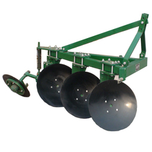 QLN adjustable spacing easy operation China cheap price farm tractor disc plough