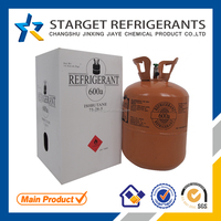 Environmentally friendly factory supply 99.9% purity n-butane refrigerant r600 gas