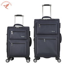 China Baigou factory 2017 hot sale travel trolley luggage bags set