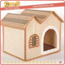 Wholesale cheap wooden dog house pet house kennel ,AYev kennel bed for sale
