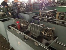 strong mechanical flex metallic tube forming machine