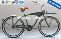 Wholesale low price good quality fashion style adult chopper 26'' bicycle beach cruiser bike