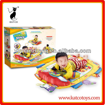 NEW Arrival Car Play Mat Baby Floor Play mat W/Music