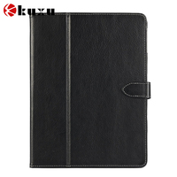 China Manufacturer Case For Apple iPad 1 2 3 PU Leather Smart Stand Flip Case Cover 360 Rotating Protector Film