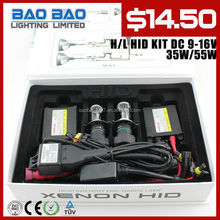 xenon hid kit Headlight,best hid kit,12v / 35w---BAOBAO LIGHTING Free shipping