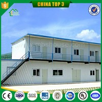 Good quality strong structure durable Kenya beautiful prefab house