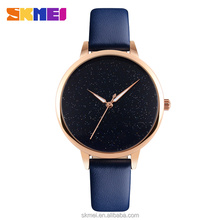 Brand name designer watches beautiful star designed watch for ladies